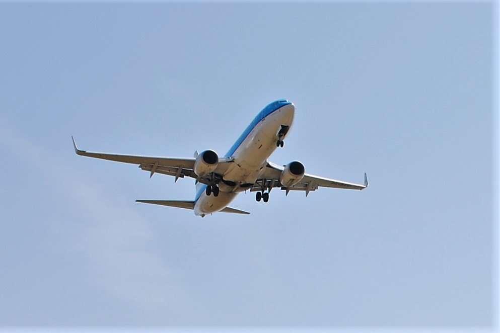 FITXA 4 KLM catàleg avions ocell de ferro llobregat delta