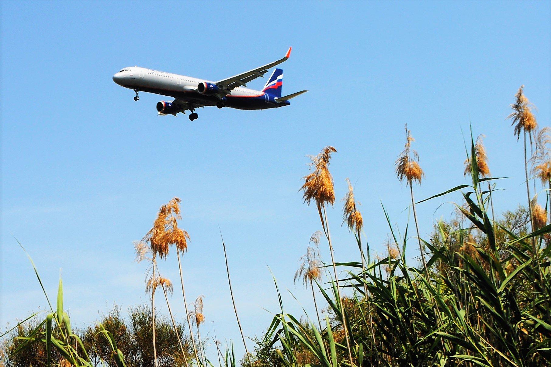 fitxa 1 aeroflot catàleg avions ocell de ferro llobregat delta