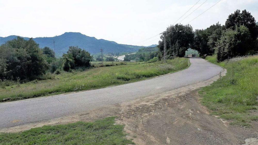 1200 carretera Osona Ter Sant Quirze Borgonyà